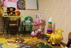 Детская комната. Горнолыжный центр Губаха. Фото