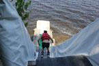 Водный трамплин Нилпмарт. Фото