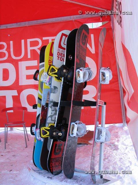Губаха foto06.jpg Burton Demo Tour в Губахе Горнолыжный центр Губаха горные лыжи сноуборд Город Губаха Фото