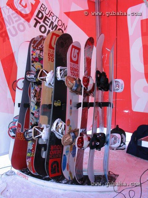 Губаха foto07.jpg Burton Demo Tour в Губахе Горнолыжный центр Губаха горные лыжи сноуборд Город Губаха Фото