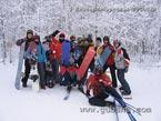 Губаха | photo012.jpg | Екатеринбург в Губахе | Горнолыжный центр Губаха горные лыжи сноуборд Город Губаха Фото