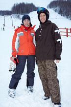 Губаха | gubakha 2010 2011 003.jpg | ГЛЦ Губаха - декабрь 2010 январь 2011 | Горнолыжный центр Губаха горные лыжи сноуборд Город Губаха Фото