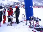 Губаха | 01.jpg | Рождественский Кубок Губахи 2011 | Горнолыжный центр Губаха горные лыжи сноуборд Город Губаха Фото