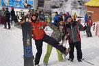 Губаха | gubaha normulclub 2010 02.jpg | Губаха Март 2010 | Горнолыжный центр Губаха горные лыжи сноуборд Город Губаха Фото