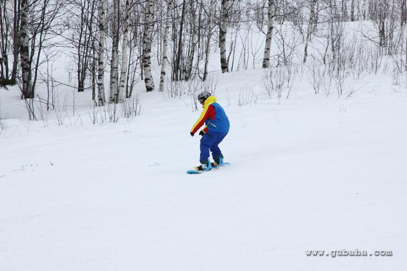 Губаха gubaha_2011_2012_0161.jpg ГЛЦ Губаха - сезон 2011-2012 Горнолыжный центр Губаха горные лыжи сноуборд Город Губаха Фото