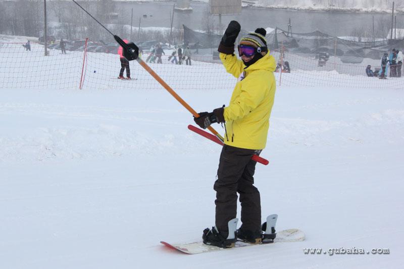Губаха gubaha_2011_2012_0448.jpg ГЛЦ Губаха - сезон 2011-2012 Горнолыжный центр Губаха горные лыжи сноуборд Город Губаха Фото