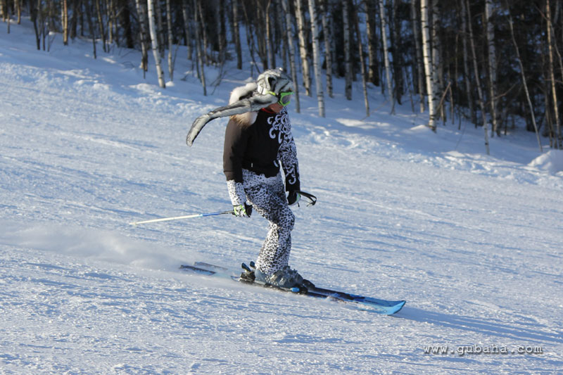 Губаха gubaha_2011_2012_0754.jpg ГЛЦ Губаха - сезон 2011-2012 Горнолыжный центр Губаха горные лыжи сноуборд Город Губаха Фото