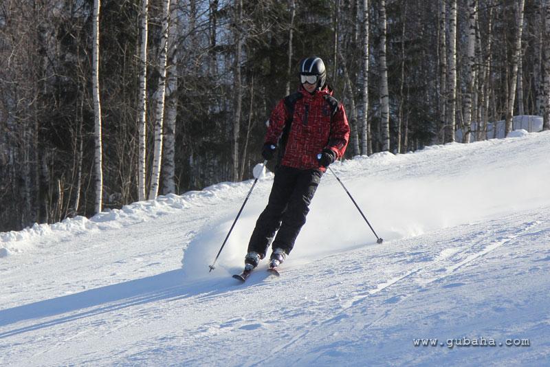 Губаха gubaha_2011_2012_0837.jpg ГЛЦ Губаха - сезон 2011-2012 Горнолыжный центр Губаха горные лыжи сноуборд Город Губаха Фото