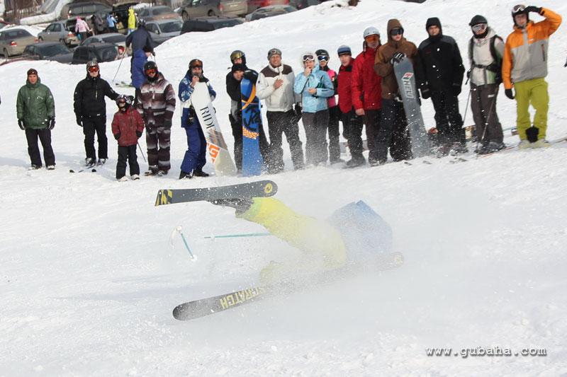 Губаха gubaha_2011_2012_1235.jpg ГЛЦ Губаха - сезон 2011-2012 Горнолыжный центр Губаха горные лыжи сноуборд Город Губаха Фото