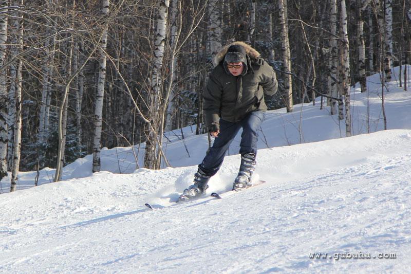 Губаха gubaha_2011_2012_1353.jpg.jpg ГЛЦ Губаха - сезон 2011-2012 Горнолыжный центр Губаха горные лыжи сноуборд Город Губаха Фото