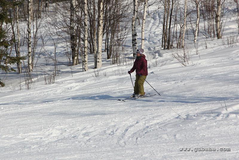Губаха gubaha_2011_2012_1403.jpg.jpg ГЛЦ Губаха - сезон 2011-2012 Горнолыжный центр Губаха горные лыжи сноуборд Город Губаха Фото
