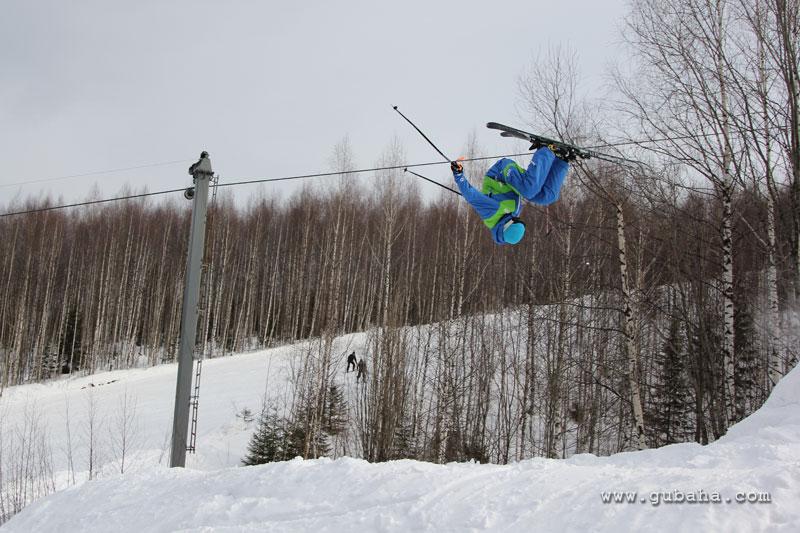 Губаха gubaha_2011_2012_1495.jpg ГЛЦ Губаха - сезон 2011-2012 Горнолыжный центр Губаха горные лыжи сноуборд Город Губаха Фото
