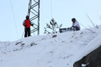 Губаха | gubaha 2011 2012 0391.jpg | ГЛЦ Губаха - сезон 2011-2012 | Горнолыжный центр Губаха горные лыжи сноуборд Город Губаха Фото