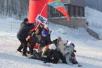 Губаха | gubaha 2011 2012 0610.jpg | ГЛЦ Губаха - сезон 2011-2012 | Горнолыжный центр Губаха горные лыжи сноуборд Город Губаха Фото