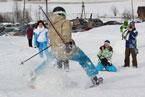 Губаха   gubaha 2011 2012 1148.jpg   ГЛЦ Губаха - сезон 2011-2012   Горнолыжный центр Губаха горные лыжи сноуборд Город Губаха Фото
