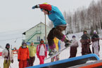 Губаха | gubaha 2011 2012 1199.jpg | ГЛЦ Губаха - сезон 2011-2012 | Горнолыжный центр Губаха горные лыжи сноуборд Город Губаха Фото