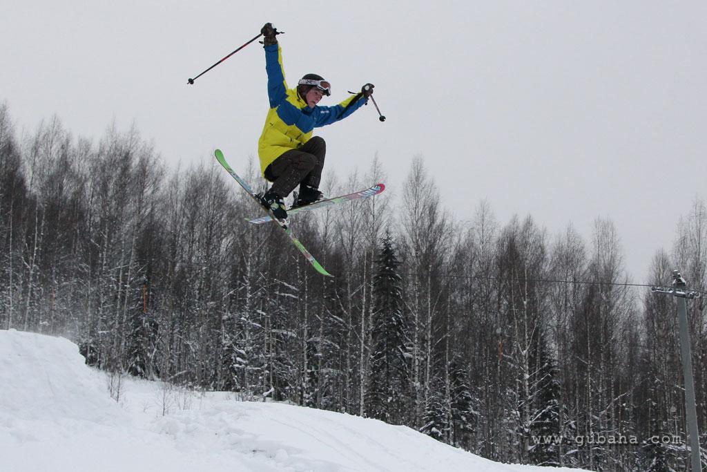 Губаха gubakha_2012_2013_0010.jpg ГЛЦ Губаха - сезон 2012-2013 Горнолыжный центр Губаха горные лыжи сноуборд Город Губаха Фото