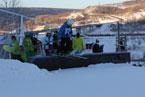 Губаха | gubakha 2012 2013 0138.jpg | ГЛЦ Губаха - сезон 2012-2013 | Горнолыжный центр Губаха горные лыжи сноуборд Город Губаха Фото
