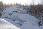 Губаха | gubakha 2012 2013 1005.jpg | ГЛЦ Губаха - сезон 2012-2013 | Горнолыжный центр Губаха горные лыжи сноуборд Город Губаха Фото