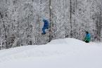 Губаха | gubakha 2012 2013 1147.jpg | ГЛЦ Губаха - сезон 2012-2013 | Горнолыжный центр Губаха горные лыжи сноуборд Город Губаха Фото