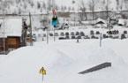 Губаха | gubakha 2012 2013 1153.jpg | ГЛЦ Губаха - сезон 2012-2013 | Горнолыжный центр Губаха горные лыжи сноуборд Город Губаха Фото