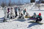 Губаха | gubakha 2012 2013 1604.jpg | ГЛЦ Губаха - сезон 2012-2013 | Горнолыжный центр Губаха горные лыжи сноуборд Город Губаха Фото