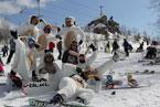 Губаха | gubakha 2012 2013 1613.jpg | ГЛЦ Губаха - сезон 2012-2013 | Горнолыжный центр Губаха горные лыжи сноуборд Город Губаха Фото