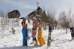 Губаха | gubakha 2012 2013 1697.jpg | ГЛЦ Губаха - сезон 2012-2013 | Горнолыжный центр Губаха горные лыжи сноуборд Город Губаха Фото