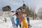 Губаха | gubakha 2012 2013 1701.jpg | ГЛЦ Губаха - сезон 2012-2013 | Горнолыжный центр Губаха горные лыжи сноуборд Город Губаха Фото