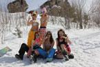 Губаха | gubakha 2012 2013 1706.jpg | ГЛЦ Губаха - сезон 2012-2013 | Горнолыжный центр Губаха горные лыжи сноуборд Город Губаха Фото