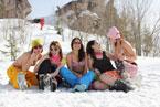 Губаха | gubakha 2012 2013 1708.jpg | ГЛЦ Губаха - сезон 2012-2013 | Горнолыжный центр Губаха горные лыжи сноуборд Город Губаха Фото
