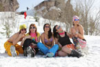 Губаха | gubakha 2012 2013 1709.jpg | ГЛЦ Губаха - сезон 2012-2013 | Горнолыжный центр Губаха горные лыжи сноуборд Город Губаха Фото