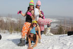 Губаха | gubakha 2012 2013 1733.jpg | ГЛЦ Губаха - сезон 2012-2013 | Горнолыжный центр Губаха горные лыжи сноуборд Город Губаха Фото