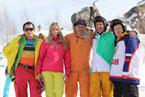 Губаха | gubakha 2012 2013 1801.jpg | ГЛЦ Губаха - сезон 2012-2013 | Горнолыжный центр Губаха горные лыжи сноуборд Город Губаха Фото