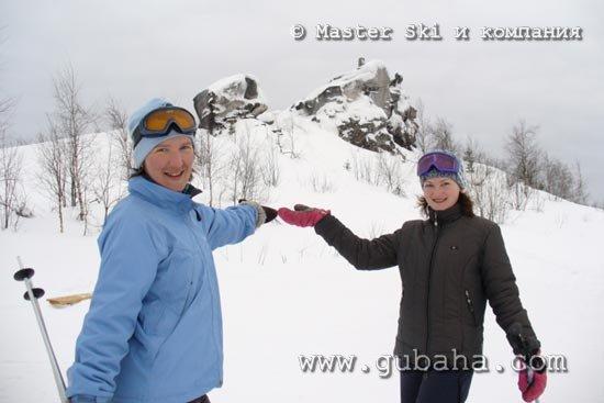 Губаха photo02.jpg Ярославль в Губахе Горнолыжный центр Губаха горные лыжи сноуборд Город Губаха Фото
