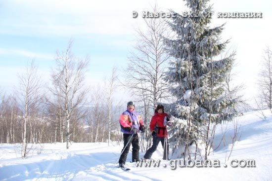 Губаха photo23.jpg Ярославль в Губахе Горнолыжный центр Губаха горные лыжи сноуборд Город Губаха Фото