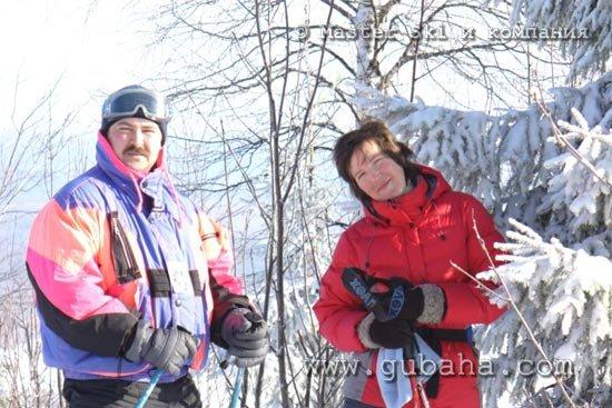 Губаха photo24.jpg Ярославль в Губахе Горнолыжный центр Губаха горные лыжи сноуборд Город Губаха Фото