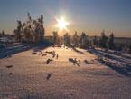 Губаха | gora krestovaya 12.jpg | Гора Крестовая - декабрь 2008 | Горнолыжный центр Губаха горные лыжи сноуборд Город Губаха Фото