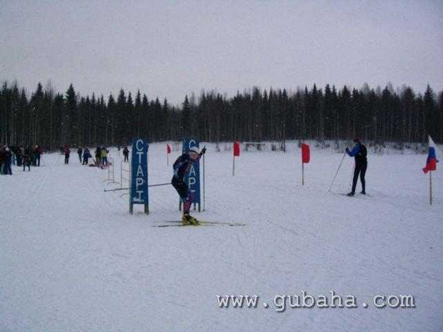 Губаха foto14.jpg Лыжная база 3 Горнолыжный центр Губаха горные лыжи сноуборд Город Губаха Фото
