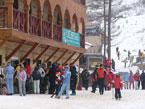 Губаха | foto06.jpg | Банное и Абзаково декабрь 2006 | Горнолыжный центр Губаха горные лыжи сноуборд Город Губаха Фото
