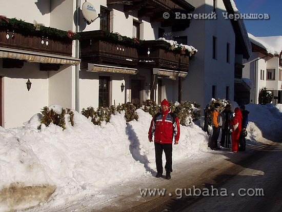 Губаха photo05.jpg Австрия - январь 2006 Горнолыжный центр Губаха горные лыжи сноуборд Город Губаха Фото