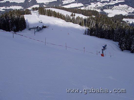 Губаха photo34.jpg Австрия - январь 2006 Горнолыжный центр Губаха горные лыжи сноуборд Город Губаха Фото