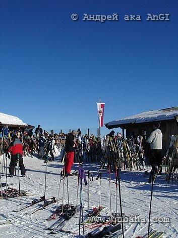 Губаха photo29.jpg Австрия 2 - январь 2006 Горнолыжный центр Губаха горные лыжи сноуборд Город Губаха Фото