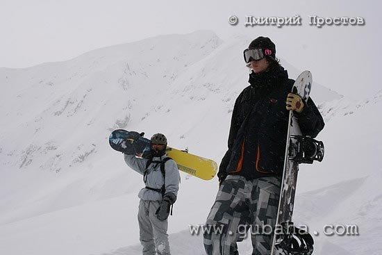 Губаха photo07.jpg Банско - январь 2006 Горнолыжный центр Губаха горные лыжи сноуборд Город Губаха Фото