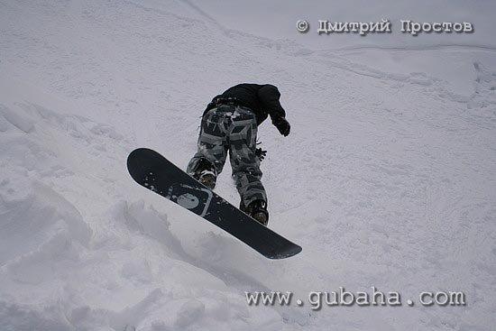 Губаха photo14.jpg Банско - январь 2006 Горнолыжный центр Губаха горные лыжи сноуборд Город Губаха Фото