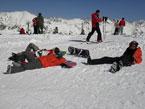 Губаха | dombay10.jpg | Домбай 4 - декабрь 2007 | Горнолыжный центр Губаха горные лыжи сноуборд Город Губаха Фото
