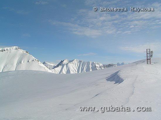 Губаха foto11.jpg Гудаури Грузия Горнолыжный центр Губаха горные лыжи сноуборд Город Губаха Фото