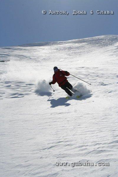 Губаха 14.jpg Камчатка - Хелиски Горнолыжный центр Губаха горные лыжи сноуборд Город Губаха Фото