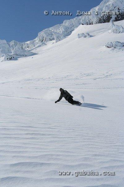 Губаха 15.jpg Камчатка - Хелиски Горнолыжный центр Губаха горные лыжи сноуборд Город Губаха Фото