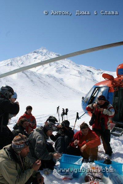 Губаха 16.jpg Камчатка - Хелиски Горнолыжный центр Губаха горные лыжи сноуборд Город Губаха Фото